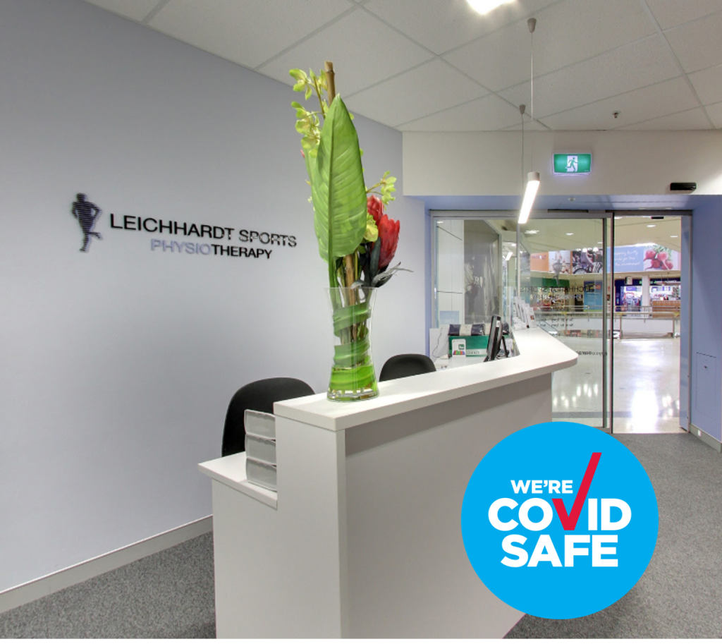 Leichhardt Sports Physiotherapy COVID safe
