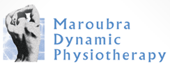Maroubra Dynamic Physiotherapy Logo